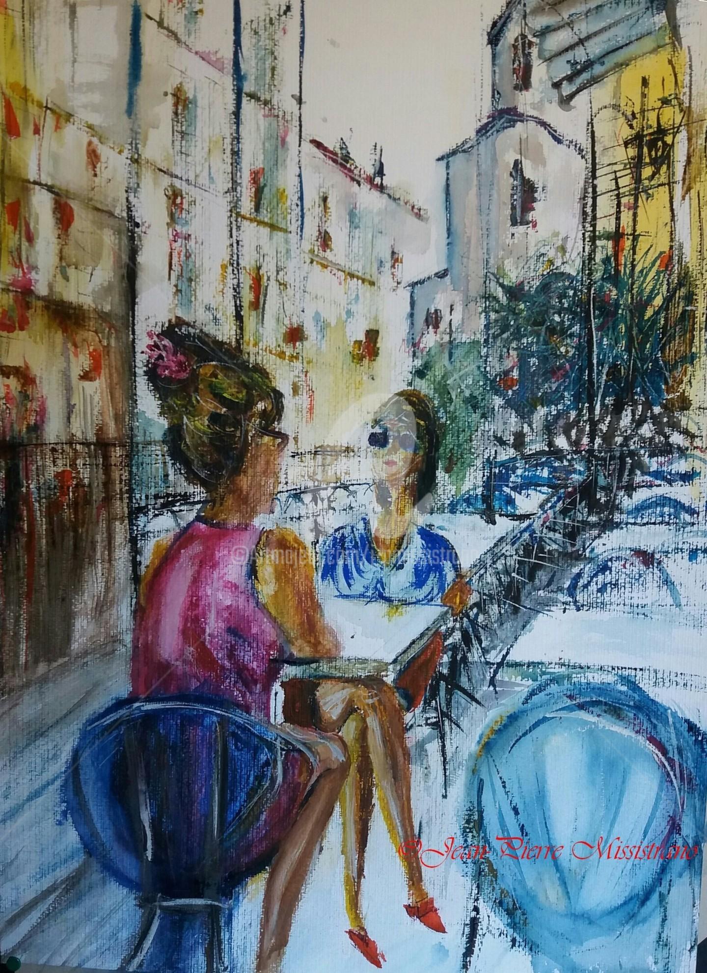 "Jean-Pierre Missistrano - ""Christine's au Provençal"""