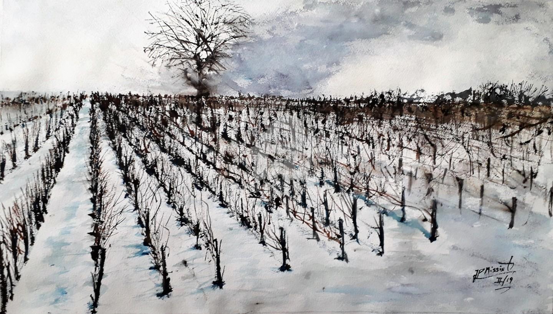 "Jean-Pierre MISSISTRANO - ""Champagne au frais"""