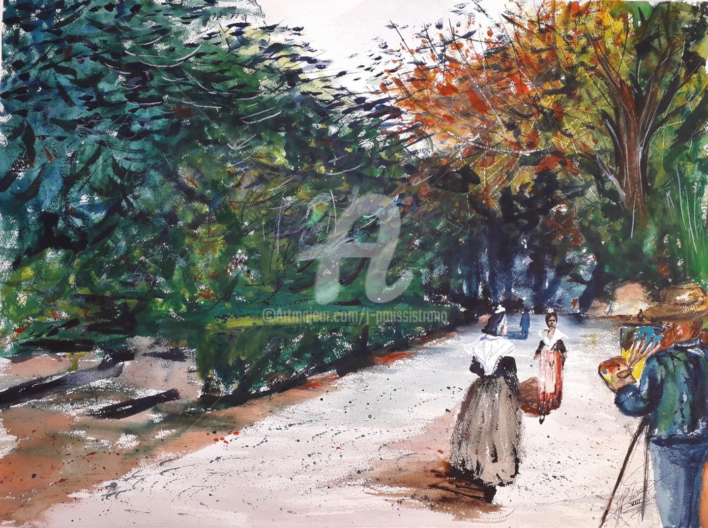 """Jean-Pierre Missistrano - """"Un peintre en Arles"""""""
