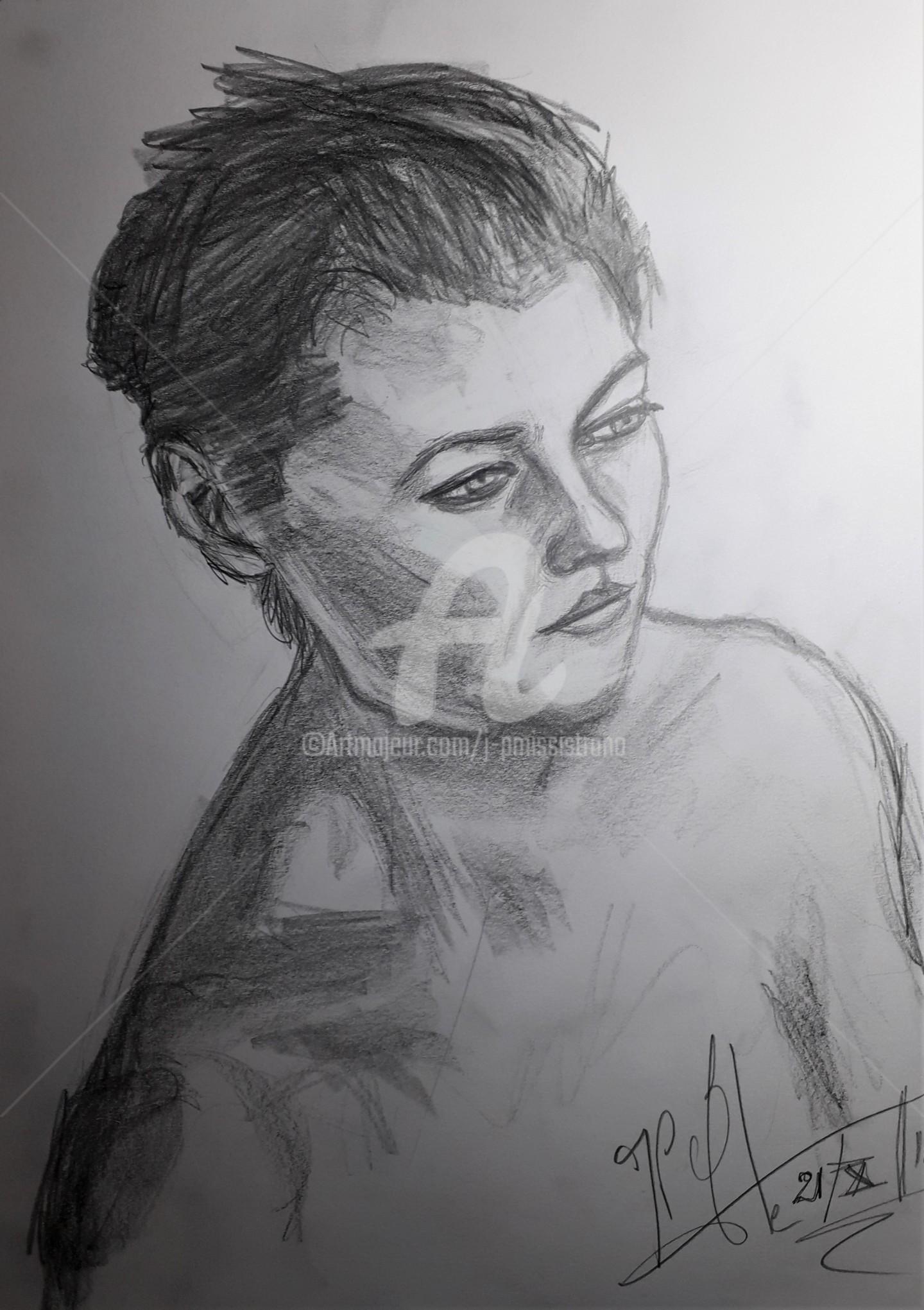 Jean-Pierre Missistrano - Portrait 21-12-19 (II)