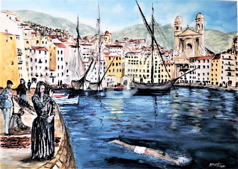 """Jean-Pierre Missistrano - Le Bastia de """"pépé"""""""