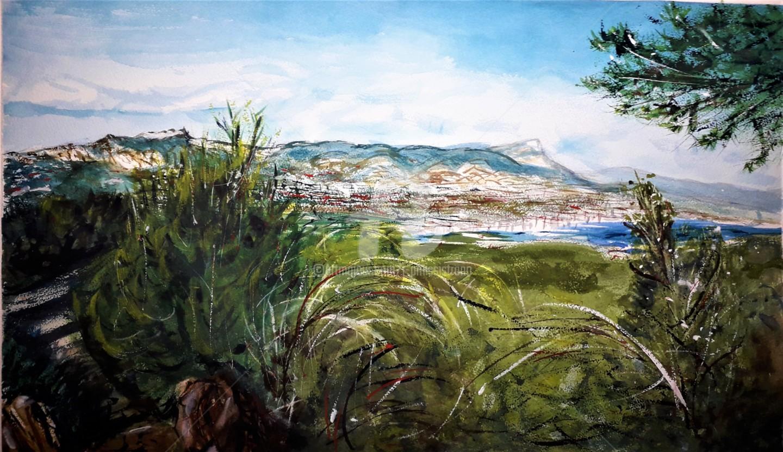 """Jean-Pierre Missistrano - """"Les Monts Toulonnais"""""""