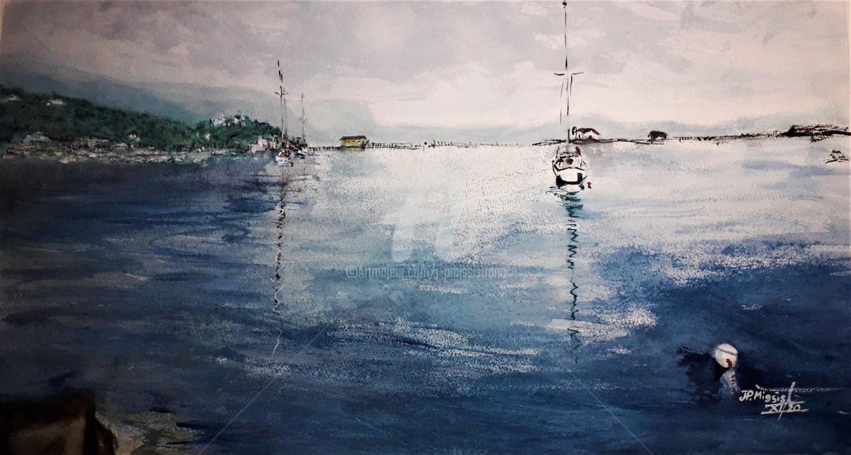 """Jean-Pierre Missistrano - """"La Corniche Michel Pacha"""""""