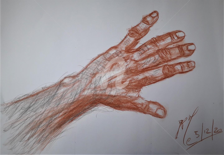 "Jean-Pierre Missistrano - ""La main rouge"""