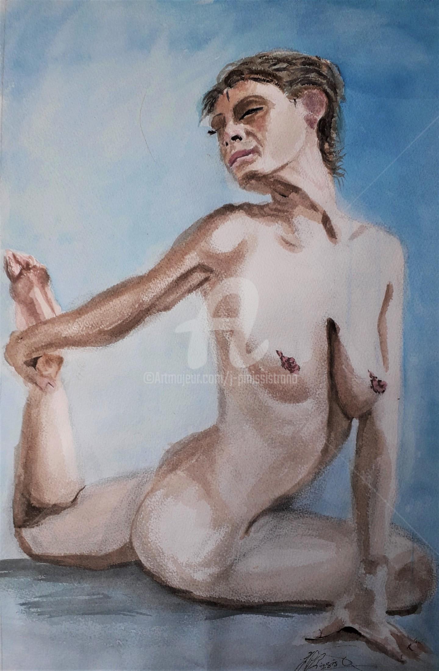 """Jean-Pierre Missistrano - """"Un être fort, en un corps souple"""""""