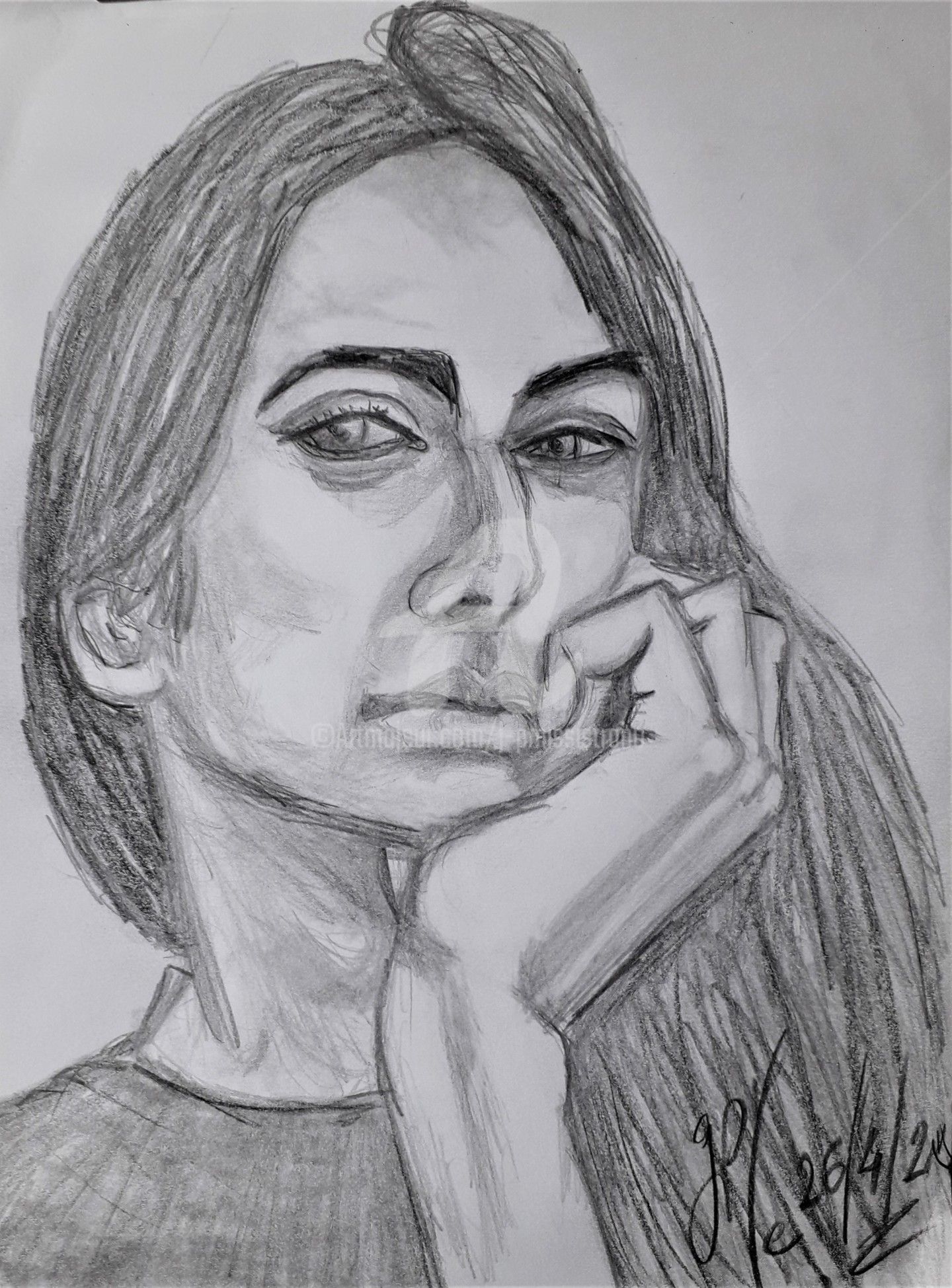 "Jean-Pierre Missistrano - ""Portrait 26-4-21"""