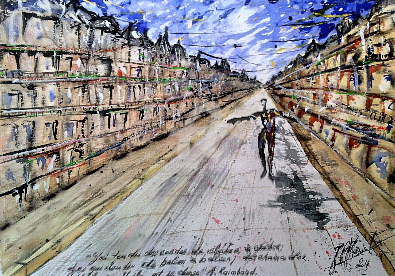 "Jean-Pierre Missistrano - ""Le poète danseur"""