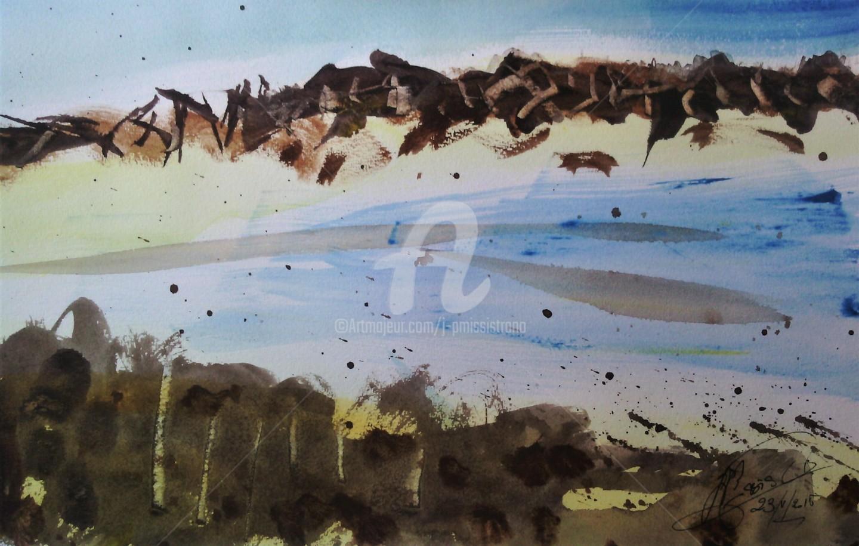 Jean-Pierre Missistrano - Quand de vagues de dunes font de vagues de plages
