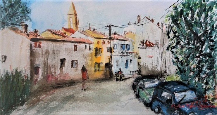 Jean-Pierre Missistrano - En cheminant à Giens
