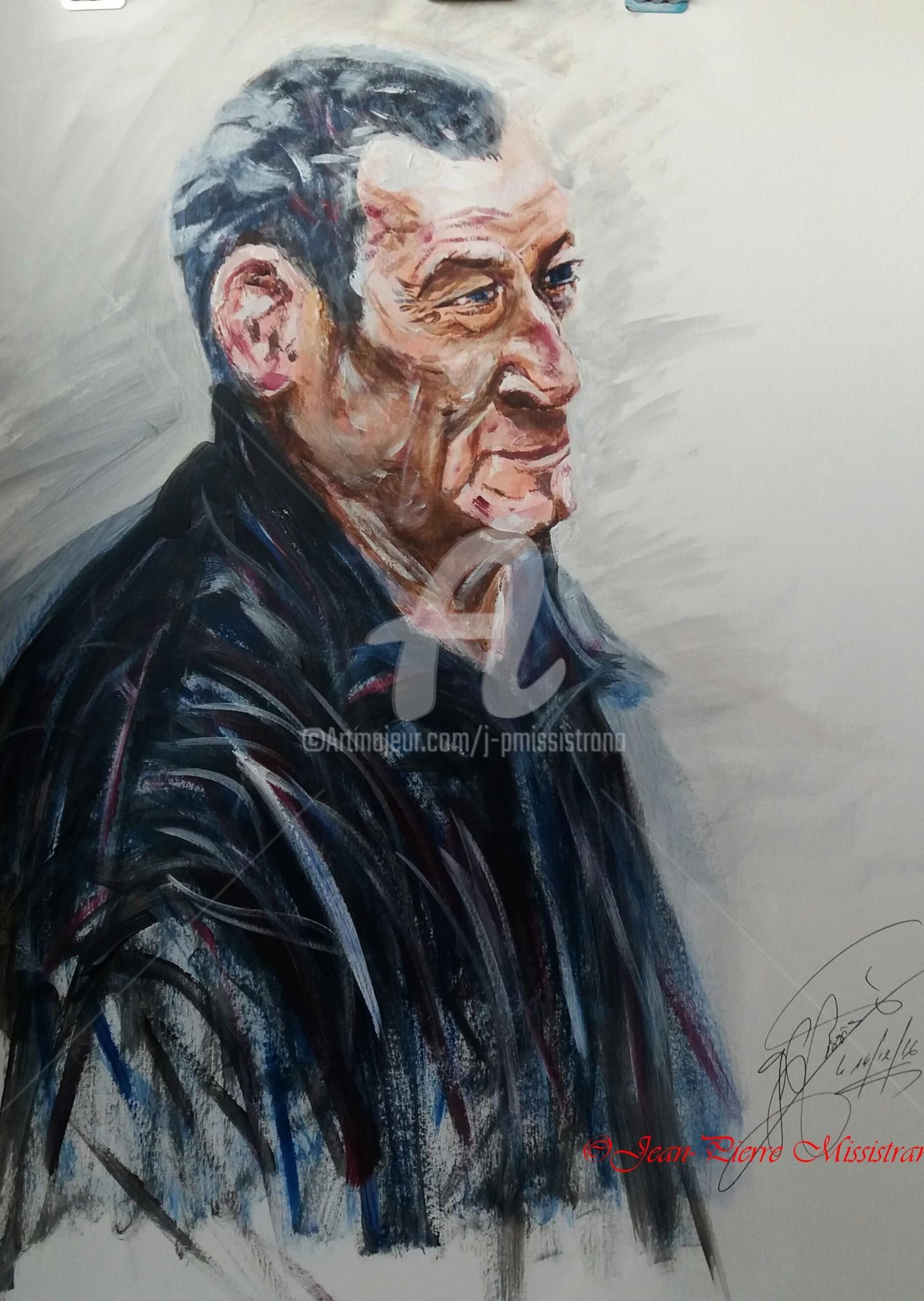 Jean-Pierre Missistrano - Monsieur Laurent