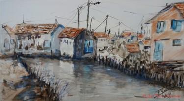 Maisons de pêcheurs en Vendée