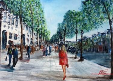 """""""Aux Champs Elysées..."""""""