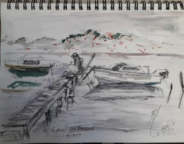 Le port des Barques, à Giens.