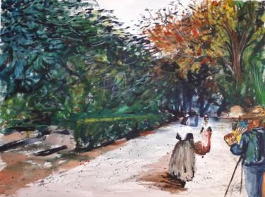 """""""Un peintre en Arles"""""""