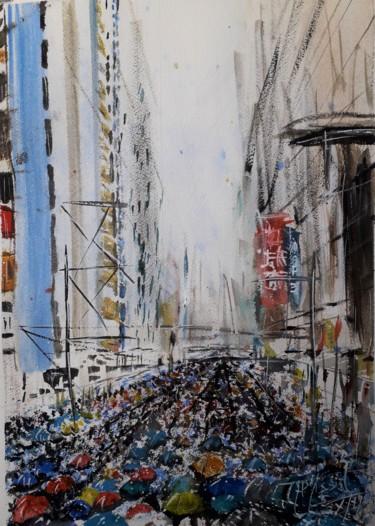 """Les parapluies de Hong Kong"""
