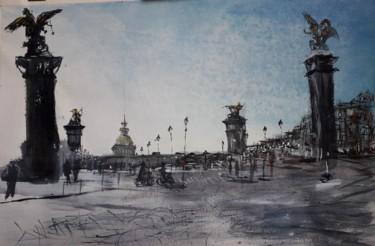 """Pont Alexandre III et Invalides"""