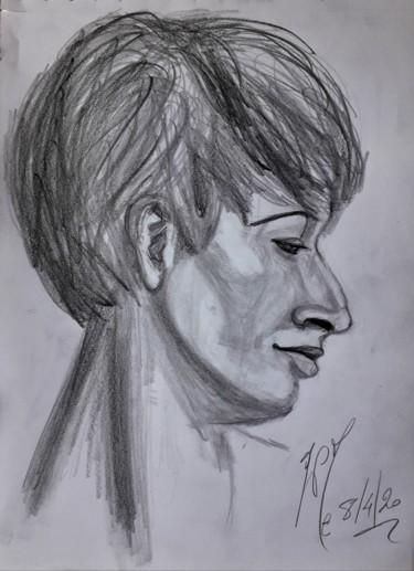 Portrait. 8-4-2020