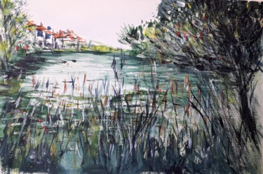 """""""Lac privé en Provence"""""""