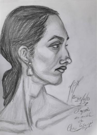"""""""Etude portrait, atelier C.L."""""""