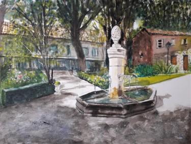 La fontaine des Frères Baraton