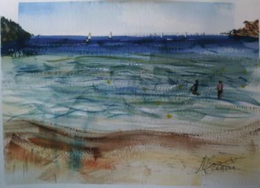 Quand de vagues de sable font des vagues de mer