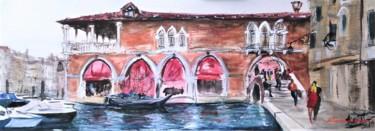 "La ""pescheria"" à Venise"