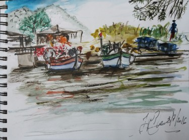 Les Barques du Gaou