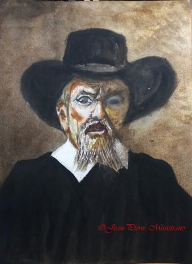 Le Dr. Tholinx, d'après Rembrandt