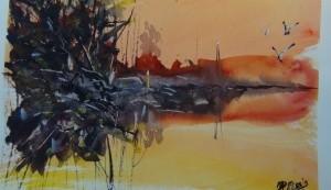 Jean-Pierre Missistrano. Aquarelles et Peintures