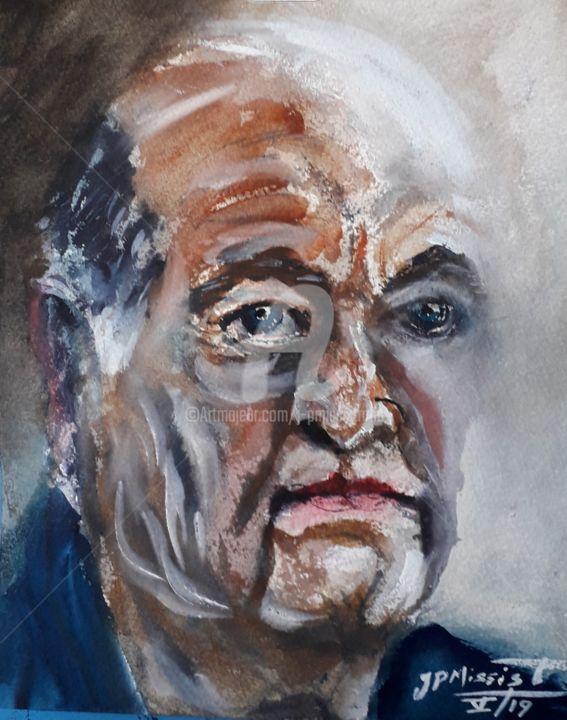 "Jean-Pierre MISSISTRANO - ""Face à face"""
