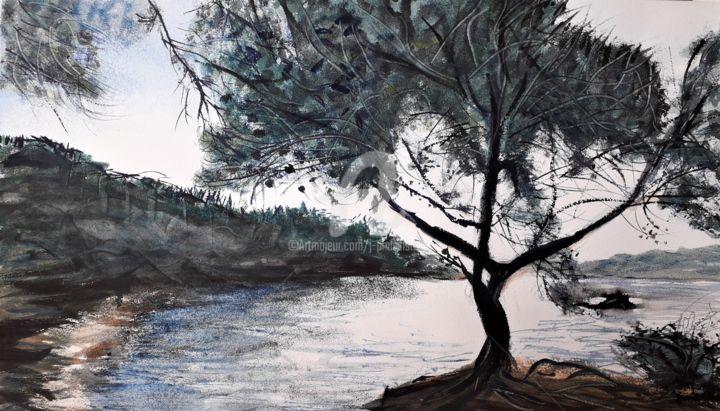 "Jean-Pierre MISSISTRANO - ""Le trou du pin"""